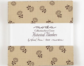 Collections for a Cause, Historical Blenders by Howard Marcus - 1 Charm Pack