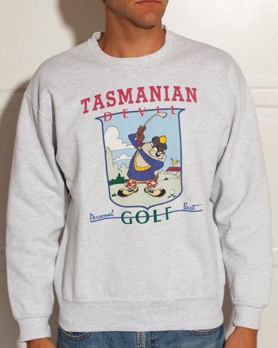 TASMANIAN DEVIL GOLF - Awesome Sweatshirt
