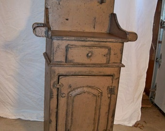 Raleigh Wash Stand Cabinet