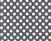 Spot On Grey Dots From Robert Kaufman