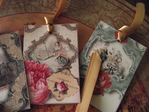 Fairy  Gift  Tags