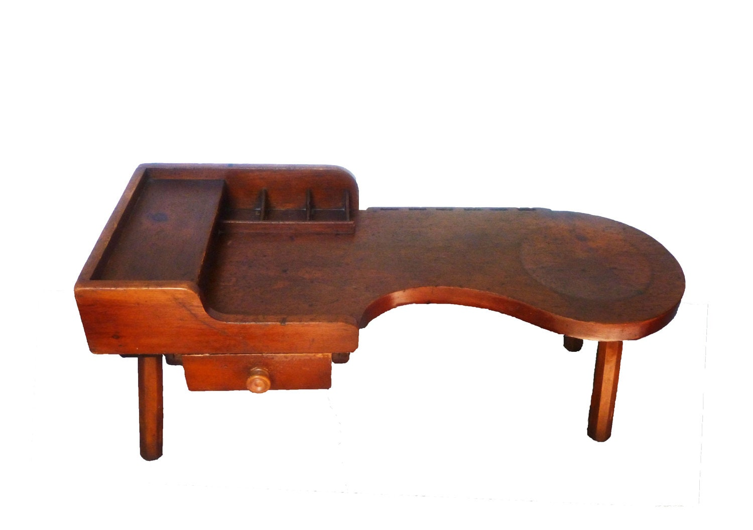 Vintage Cobbler S Bench To Use As Coffee Table Free
