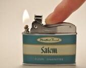 Working Salem Advertising Lighter made by Modern