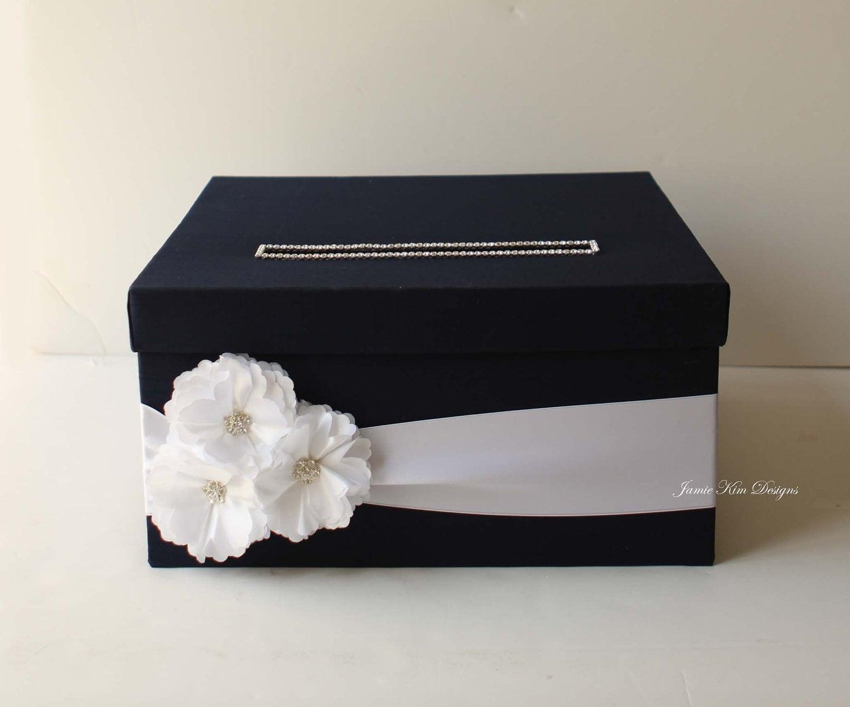 Card Gift Box Wedding: Wedding Card Box Money Card Box Wishing Well