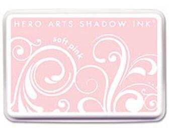 Hero Arts Soft Pink Shadow Ink Pad  AF168