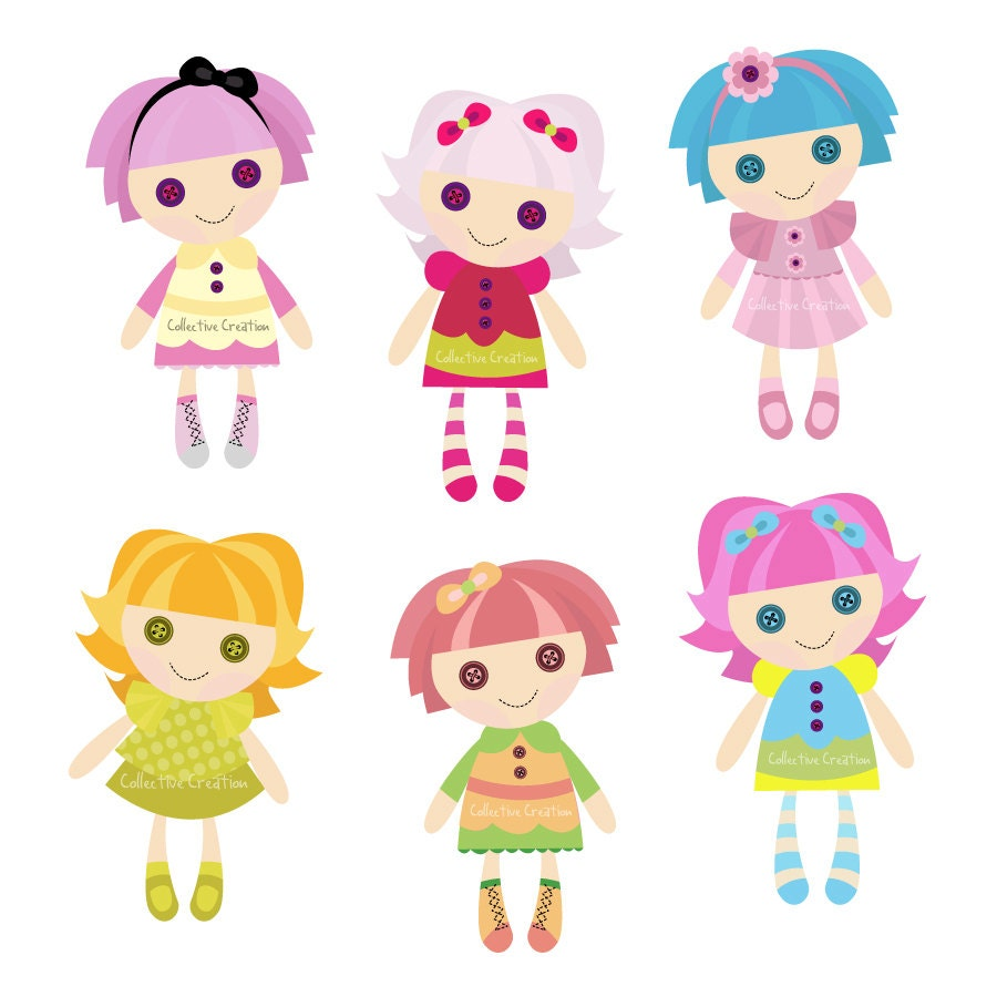 clipart of doll - photo #33