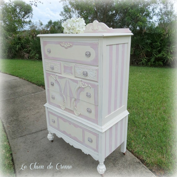 RESERVED for COLLEEN SOSBEY-Vintage Dresser