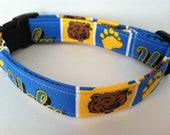 UCLA Bruins dog collar..... Your choice of size