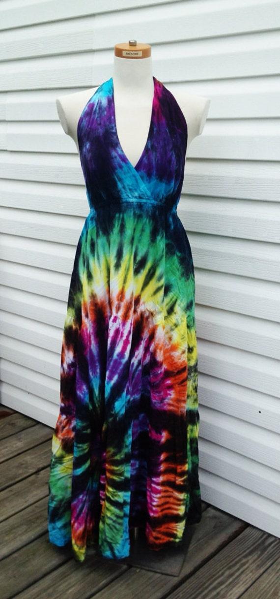 Tye Dye Prom Dresses 7