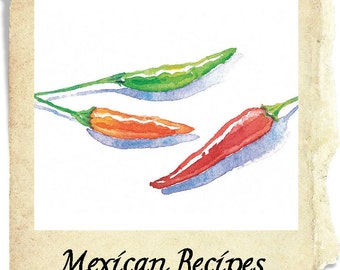 Salsa, Habanero Salsa Recipe, pdf recipe