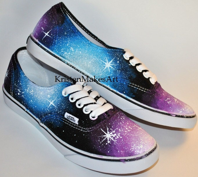 Galaxy Vans CLEARANCE SALE Mens 4.5/Womens 6 Ready To