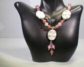 Kunzite & Rose Quartz Necklace