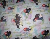 Brave Pillowcases-Reserved Listing for Helen