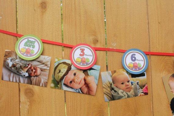 Chuggington фотография Баннер, Chuggington рождения украшения, Chuggington украшения партия, chugginton баннер (DIY PDF для печати) Любой возраст