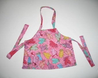 Adorable Apron for 18 inch Doll