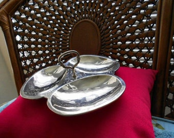 Antique Mexican 925 Sterling Silver Tray,REDUCED PRICE, dlrs385