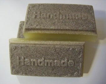 Glycerin Soap - Hemp Seed Oil & Pumice - Great soap for the mechanic.