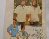 Simplicity 7611, adult size Medium