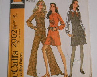 McCall's  2002    size 10