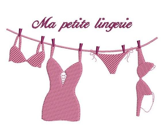 Clip de lingerie gratuit