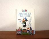 Pop-up Mother Goose, Nursery Rhymes, Pop-up Book 1966