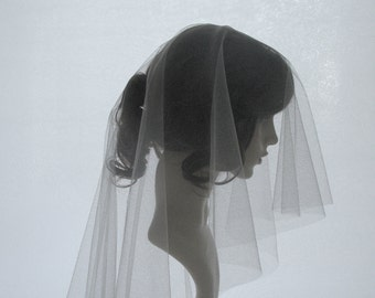 English net drop veil - Ophelia