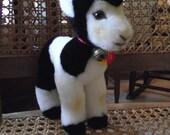 Sweet Little Steiff Goat, COZY ZICKY Tags,