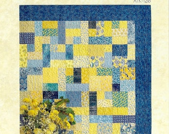 Atkinson Designs - Yellow Brick Road Quilt Pattern