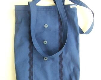 Bag: Yoko in blue or grey