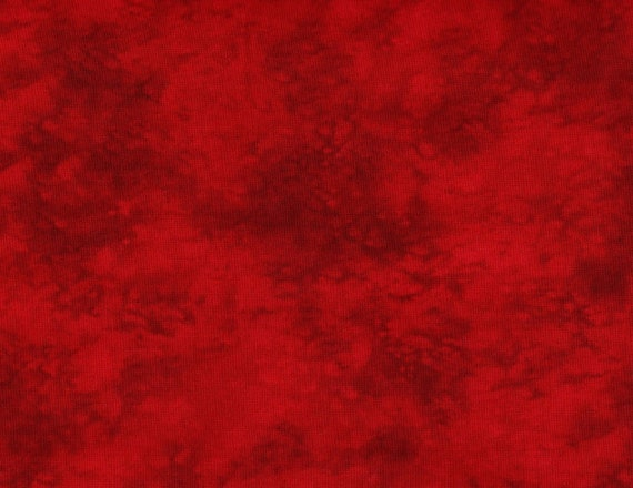 Red Fabric, Red Blender Fabric, Splash by Blank Quilting, Cardinal Red Fabric, 1 yard fabric, 01057