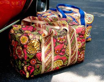 Weekend Travel Tote Bag