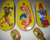 Collection of Vintage Noise Makers