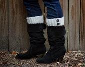 Instant Download - Boot Cuffs CROCHET PATTERN boots - cuffs - flower - all sizes