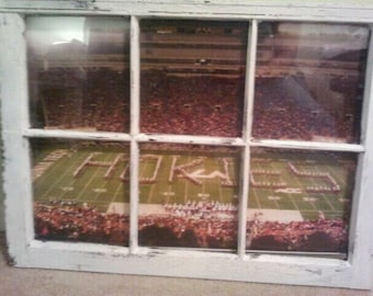 Virginia Tech Hokies Window