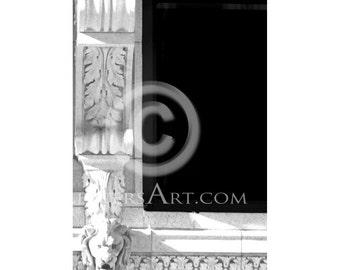 Printable Letter Art ONLY 1.99 - 4x6 individual photo download - printable - digital image - alphabet, nature, architectural. Letter L - L5