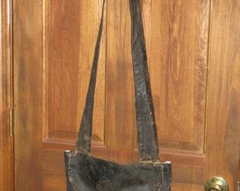 Reproduction 19th century shoulder bag