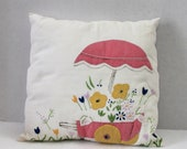 12 x 12 Vintage Decorative Pillow