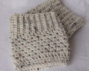 Boot Cuffs Made to Order