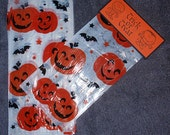 Handmade Halloween Treat Bags