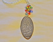 UP Pressed Quarter Necklace