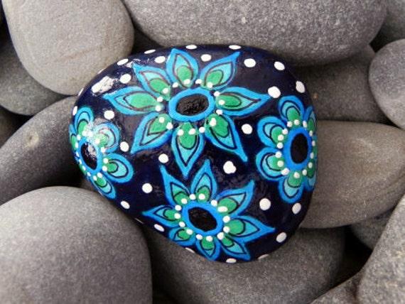 Gram's Sunday Dress / Painted Rock / Sandi Pike Foundas / Cape Cod