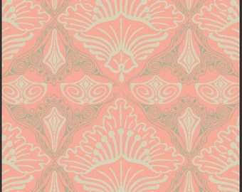 SALE-Filigree by Pat Bravo - Warm Goldsmiths Work (FG-6532) - 1 yard