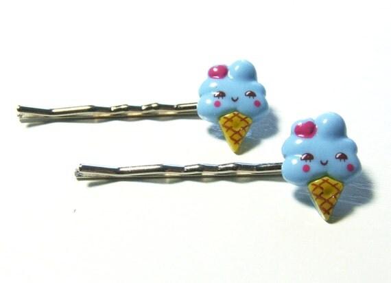 Girls Accessory Hair Pins Kawaii Jewelry