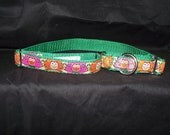 Who gives a hoot adjustable collar or martingale