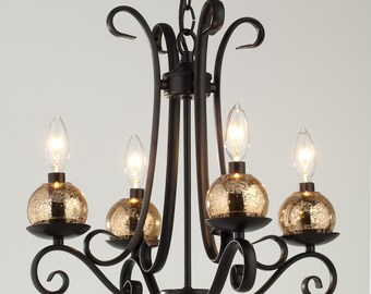 Mercury Glass Candle Wall Sconces : Popular items for wall sconce candle on Etsy