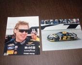 Vintage 1991 Rusty Wallace Photos NASCAR Winston Cup