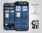 iphone 5c case iphone 5s cover iphone 5 skin iphone 5 Police Box