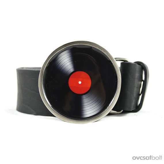 Vinyl Record Belt Buckle Lp Vinyl Belt Buckle By Mybeltbuckle