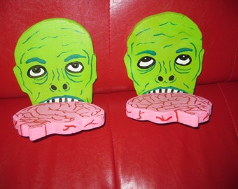 Zombie Brain Shelves 20 and 21