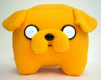 Adventure Time Jake the Dog - XL Baby Jake Plush